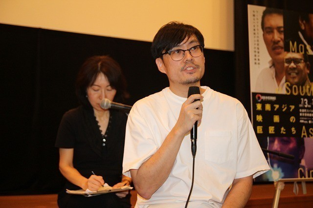 「BNK48」のドキュメンタリー映画でも知られる ナワポン・タムロンラタナリット監督