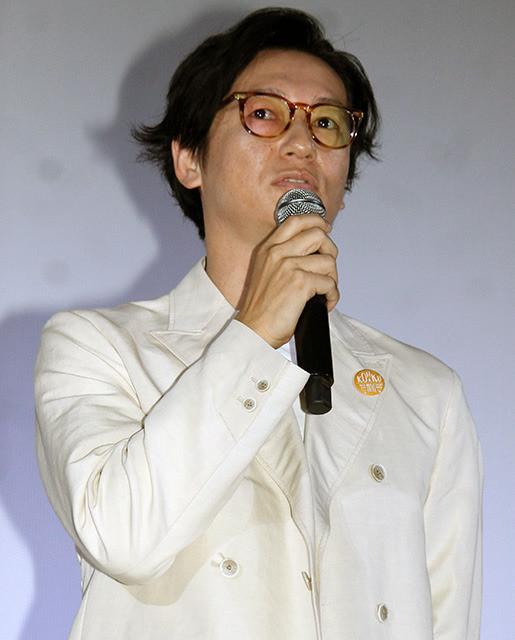 井浦新「裸のイメージしかないかもしれませんが」俳優・アキラ100%を絶賛