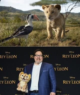 俳優としても活躍するジョン・ファブロー監督「ライオン・キング」