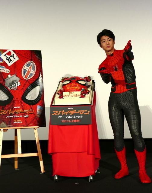 伊藤健太郎「スパイダーマン」新作大ヒットに喜び 「一切出ていないですけど」 - 画像1