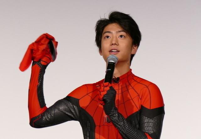 伊藤健太郎「スパイダーマン」新作大ヒットに喜び 「一切出ていないですけど」 - 画像4