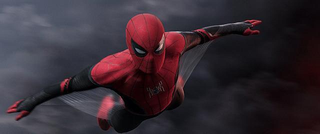 「スパイダーマン ファー・フロム・ホーム」がV2