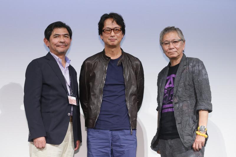 三池崇史監督×椎名桔平、24年前の映画「新宿黒社会」を振り返る