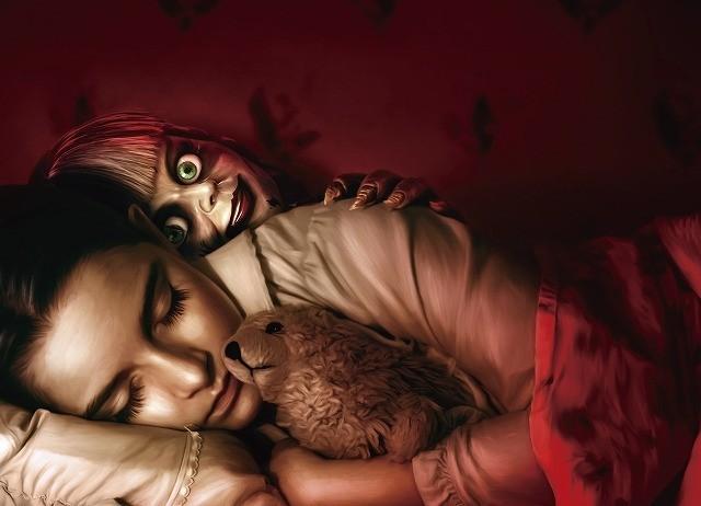 上坂すみれが「アナベル」だけを連呼!恐怖の特別映像公開