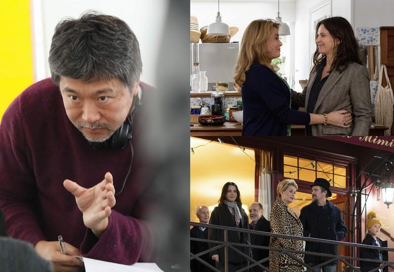 是枝裕和監督「真実」ベネチア国際映画祭オープニング作品に!日本人監督作は初めて