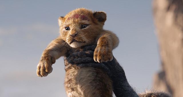 1位は「ライオン・キング」