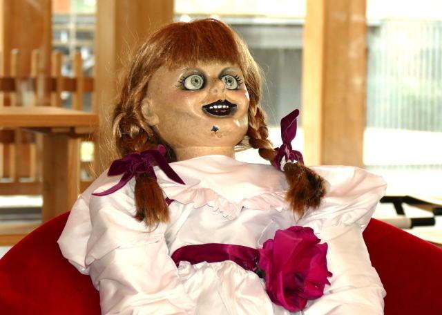 ねえ、今から晴れるよ! 呪いの人形アナベル、都心を襲ったゲリラ豪雨を止める - 画像5