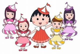 「ももクロ」がまる子たちと歌う「おどるポンポコリン」8月28日CD発売決定