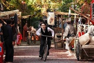 成田凌×周防正行監督「カツベン!」クセ者たちが大正時代を駆け抜ける予告完成