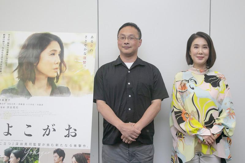 深田晃司監督は「こう見えてサディスト」 筒井真理子が語る鬼才と「よこがお」