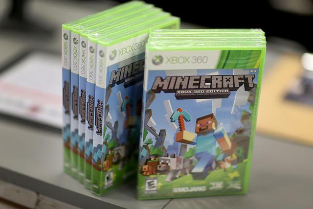 ブロックを置いて冒険をする人気ゲームが映画化