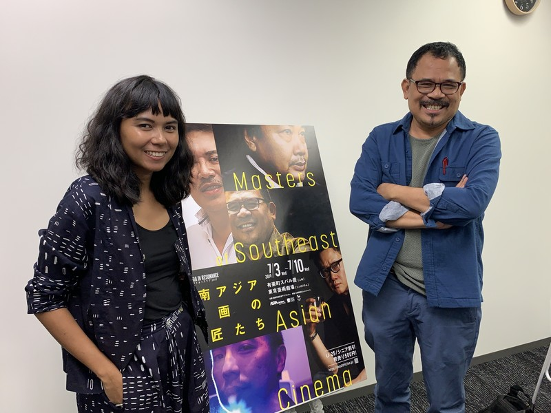 インドネシアの監督親子が明かす、東南アジアの映画界の今