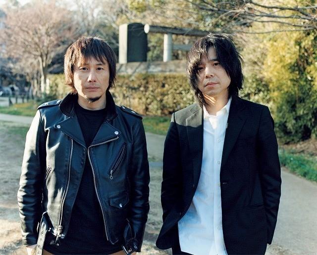 宮本浩次と横山健が初コラボ!