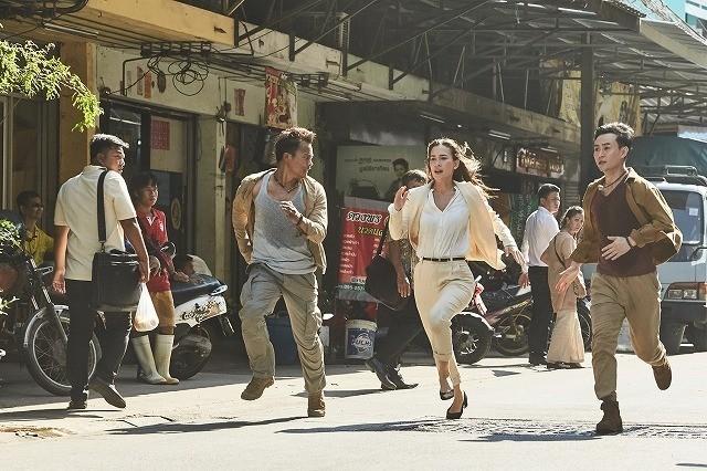 トニー・ジャー×イコ・ウワイス×タイガー・フー・チェン! アジア版「エクスペンダブルズ」9月公開 - 画像1