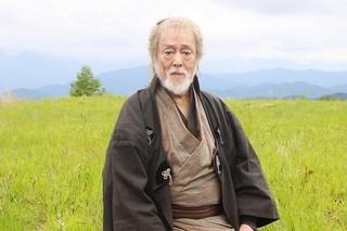 役者・仲代達矢、主演時代劇「帰郷」撮影に「最後の作品という覚悟」
