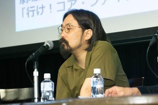 PFFアワード最終審査員を務める山下敦弘監督