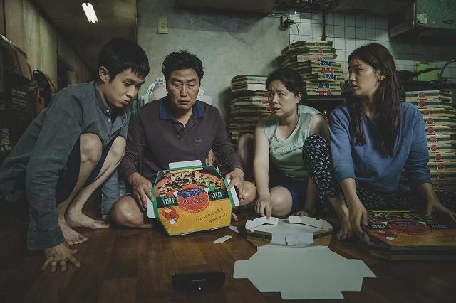 韓国映画初のパルムドール! ポン・ジュノ監督作「パラサイト」20年1月に日本公開決定
