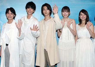 横浜流星、主演映画「いなくなれ、群青」に自信「どっぷり浸れる世界観」