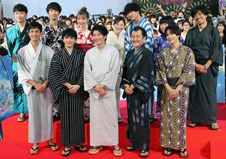 田中圭、映画「おっさんずラブ」は「すべての笑いと愛情詰め込んだ」