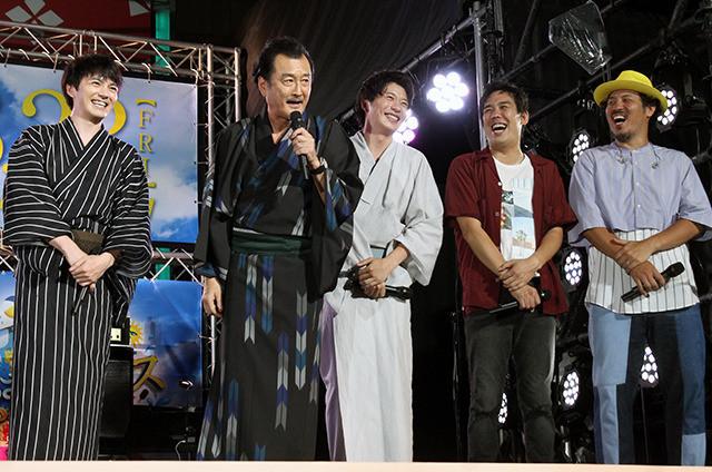 田中圭、映画「おっさんずラブ」は「すべての笑いと愛情詰め込んだ」 - 画像1