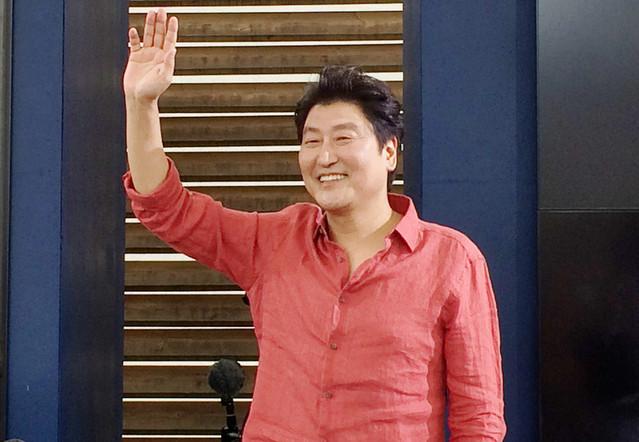 第72回ロカルノ国際映画祭、ソン・ガンホがアジアの俳優として初の栄誉賞