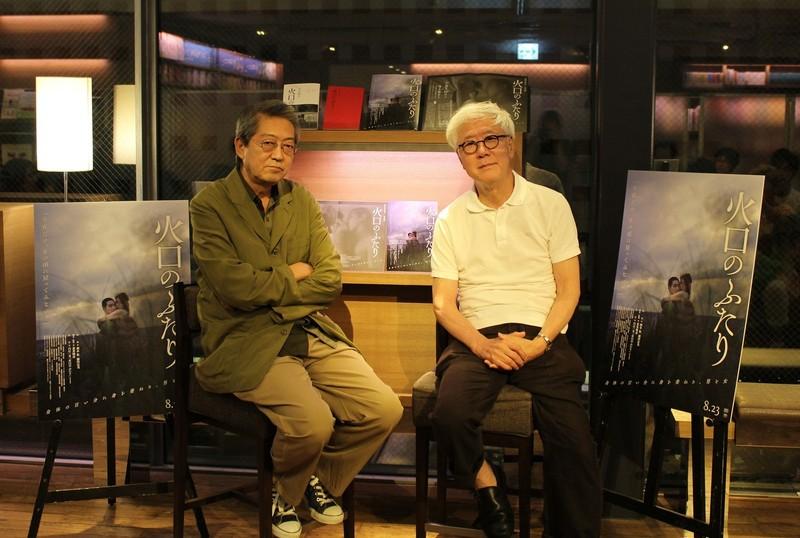 根岸吉太郎監督、濃密な性愛描写が話題の「火口のふたり」は「この時代にこの企画を選んだことが勝ち」