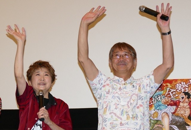 「ONE PIECE STAMPEDE」公開9日間で興収30億円突破!田中真弓「まだ旅の途中」 - 画像4