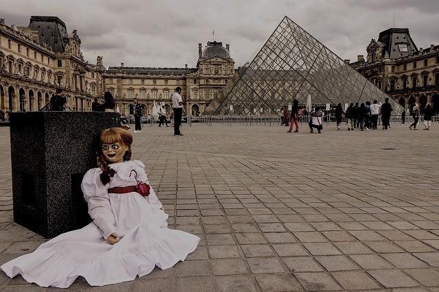 """アナベルちゃん、世界中を旅してついに…""""あの人形""""に反撃!衝撃写真を入手 - 画像4"""