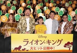 """ディズニー""""超実写版""""「ライオン・キング」公開10日で動員236万人、興収33.5億円!"""