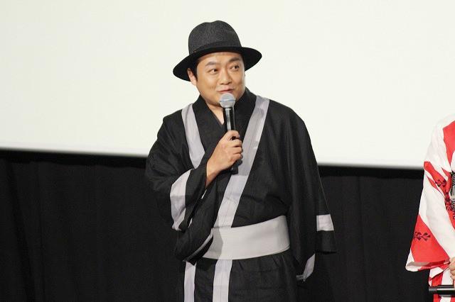 「3人の信長」撮影現場でTAKAHIROの男気さく裂 クレープ屋丸ごと差し入れ&裸にちょんまげ!? - 画像10