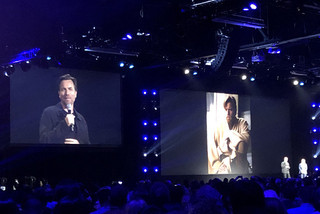 【D23】ユアン・マクレガーのオビ=ワン再び!「Disney+」のSWシリーズ制作が正式発表