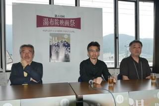 第44回湯布院映画祭、森重晃プロデューサー特集 「爆裂都市」はNHKで編集?