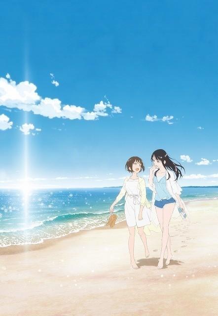 女子高生の恋愛を描くOVA「フラグタイム」 伊藤美来、宮本侑芽主演で11月22日劇場公開