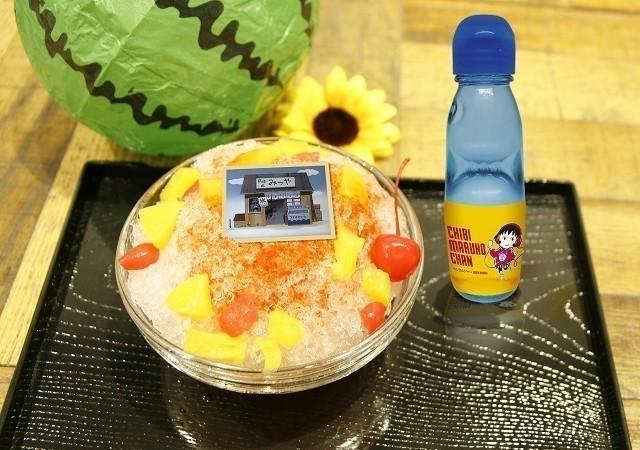 タワレコ表参道店で「ちびまる子ちゃん」コラボカフェ開催 「永沢君の玉ねぎスープパスタ」など提供 - 画像4