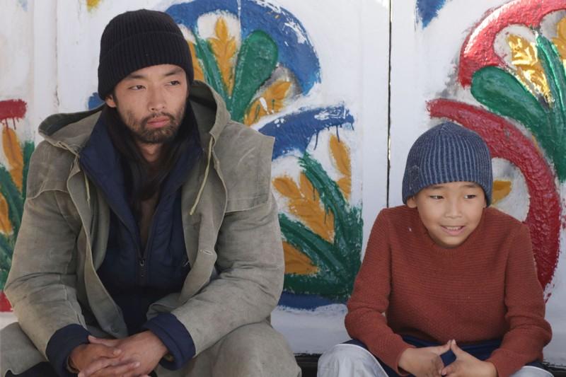 森山未來、初の海外作品主演 日本・カザフスタン合作「オルジャスの白い馬」1月公開