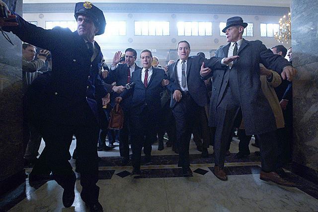 M・スコセッシ監督最新作「アイリッシュマン」、11月27日配信!上映時間は監督史上最長に