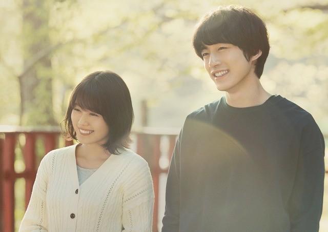 東日本大震災をきっかけに出会た 男女をめぐる、壮大なラブストーリー