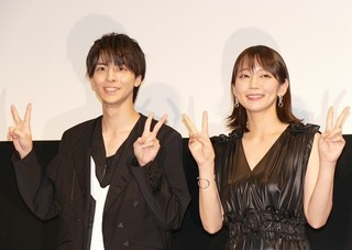 吉岡里帆、共演した高杉真宙を高校生だと勘違い「制服が似合い過ぎ」実際は23歳