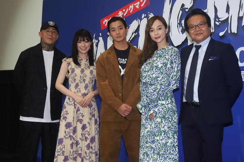 ANARCHY監督、友人・野村周平に感謝のラップを披露