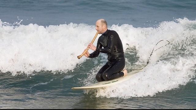アメリカ人尺八奏者の半生に迫ったドキュメンタリー「海山 たけのおと」10月5日公開 - 画像7