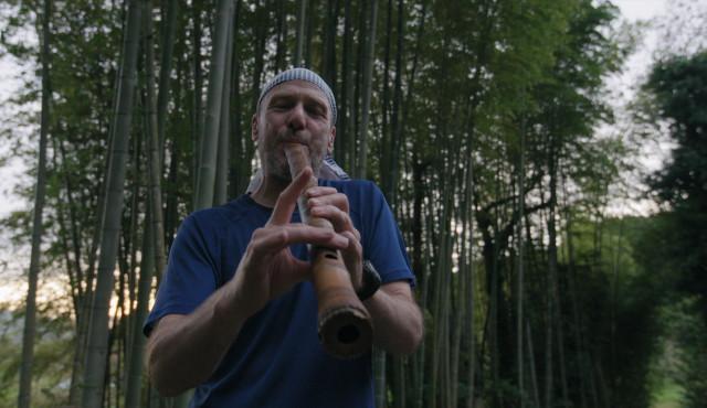 アメリカ人尺八奏者の半生に迫ったドキュメンタリー「海山 たけのおと」10月5日公開 - 画像11