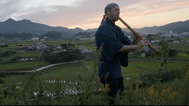 アメリカ人尺八奏者の半生に迫ったドキュメンタリー「海山 たけのおと」10月5日公開 - 画像8