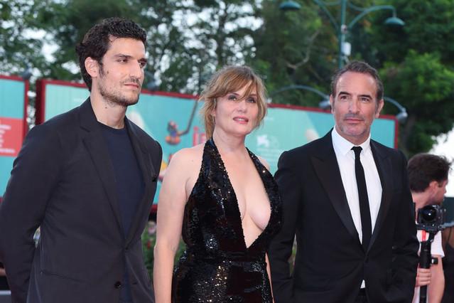 ロマン・ポランスキーの新作に出演するルイ・ガレル、エマニュエル・セニエ、ジャン・デュジャルダン