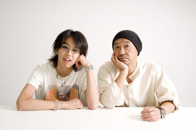 本作で役者デビューしたYOSHIと大森立嗣