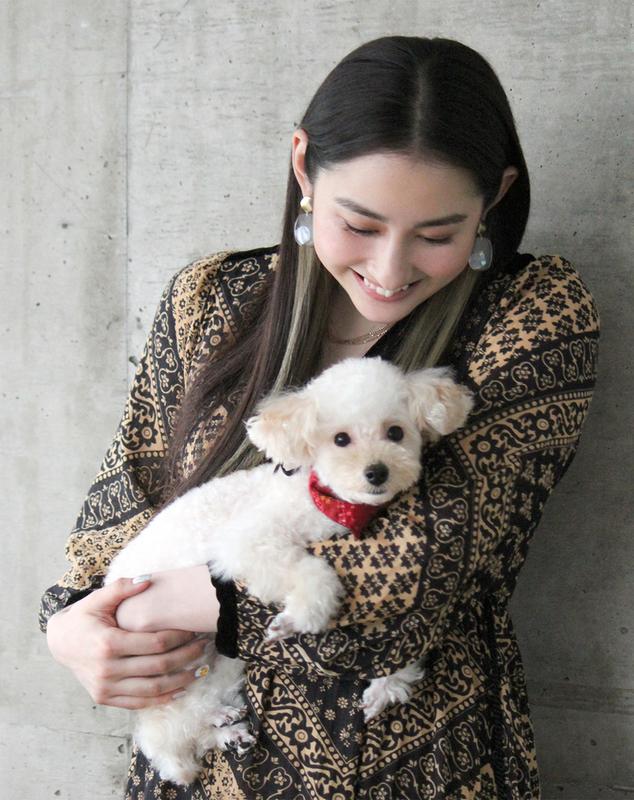 「僕のワンダフル・ジャーニー」早見あかりが語る愛犬との生活「この子以外にはいない」