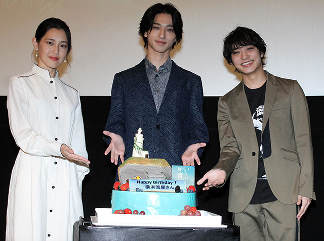 横浜流星、サプライズ誕生日に新たな誓い「ひとつずつ力をつけていきたい」 - 画像2