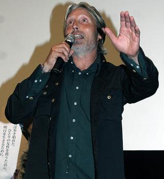 """マッツ・ミケルセン「残された者」のタフな撮影を述懐、""""体験者""""佐藤仁美も共感"""