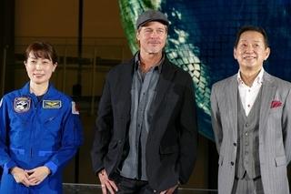 ブラッド・ピット、俳優休業を否定!滞在中は「鯉の養殖を見学したい」