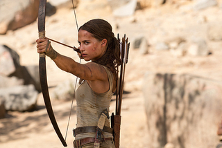 アリシア・ビカンダー主演「トゥームレイダー」続編にベン・ウィートリー監督 21年3月全米公開