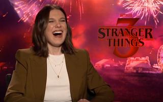 【独占インタビュー】ミリー・ボビー・ブラウン&デイカー・モンゴメリー、「ストレンジャー・シングス」シーズン3を語る